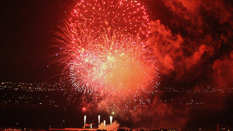 Festival de Pyromélodie
