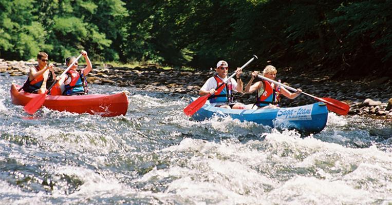 Canoe Kayak Saga Team