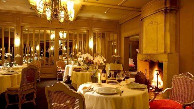 Restaurant la Grand Vigne