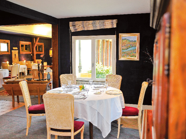 Restaurant le jarousset
